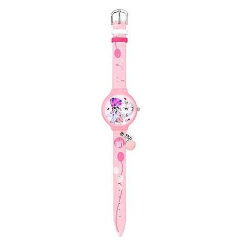 Elle Girl - Kids+ pink balloon charm watch