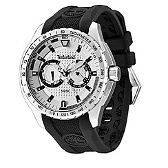 Timberland - Men's black 'juniper' multi dial watch