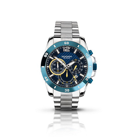 Sekonda - Men+s chronograph watch