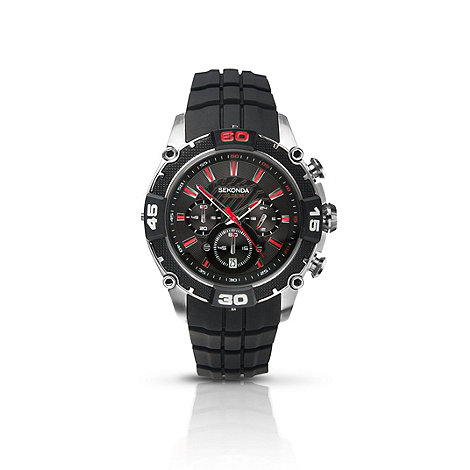 Sekonda - Men+s chronograph sports watch