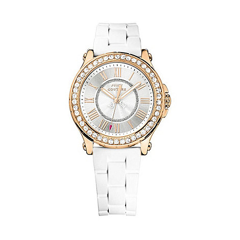 Juicy Couture - Ladies gold diamante watch 31901052