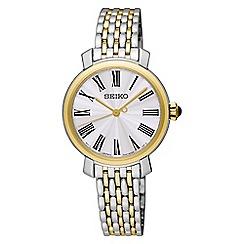 Seiko - Ladies multi-coloured watch SRZ495P2