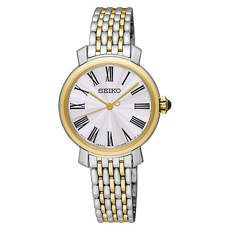 Juicy Couture - Ladies silver mixed plating chronograph wrist watch