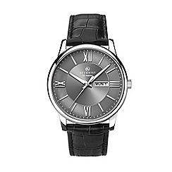 Accurist - Men's black watch 7189