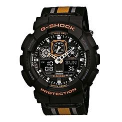 Casio - Men's alarm chronograph watch