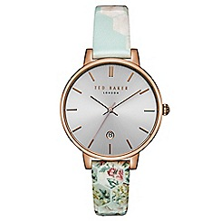 Ted Baker - Ladies multi-coloured analogue watch tec0025003