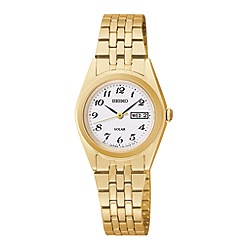 Seiko - Ladies gold watch