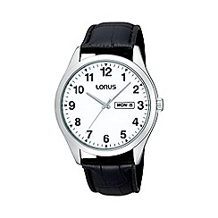 Lorus - Men's stainless steel watch rj643ax9