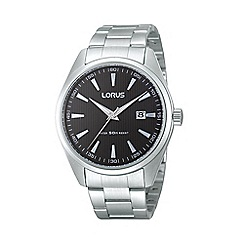 Lorus - Men's stainless steel watch