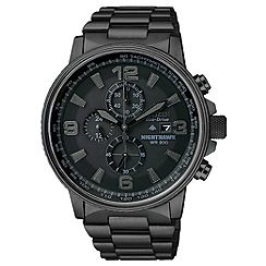 Citizen - Men's nighthawk black watch
