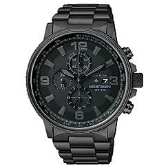 Citizen - Men's nighthawk black watch