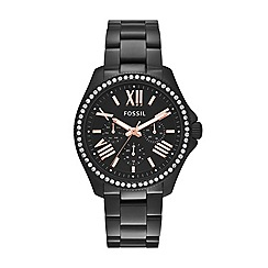 Fossil - Ladies Cecile watch with Black IP bracelet