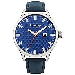 Firetrap - Gent's blue strap watch