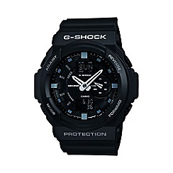 G-shock - G Shock watch with speed display and World Time