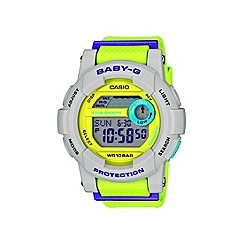 Baby-G - Baby G watch featuring World Time and Tide Graph Display