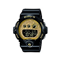 Baby-G - Baby G watch featuring Yacht timing function