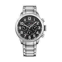 Tommy Hilfiger - Men's chronograph stainless steel bracelet watch