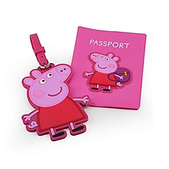 Peppa Pig - Peppa pig luggage tag