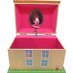 Peppa Pig - Peppa pig musical jewellery box