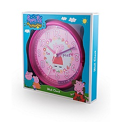 Peppa Pig - Peppa pig wall clock