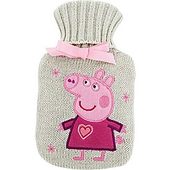 Peppa Pig - Peppa pig hot water bottle