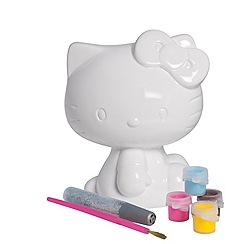 Hello Kitty - Hello Kitty paint your own money box