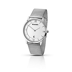 Sekonda - Mens chrome coloured bracelet watch