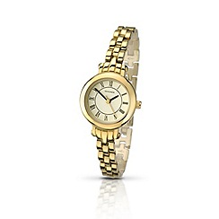 Sekonda - Ladies gold plated bracelet watch