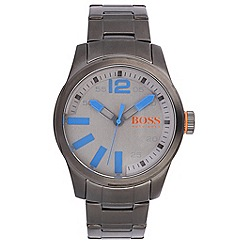 Boss Orange - Men's grey quartz bracelet watch