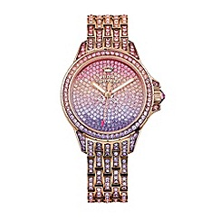 Juicy Couture - Ladies crystal dial bracelet watch