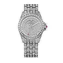 Juicy Couture - Ladies crystal bracelet watch