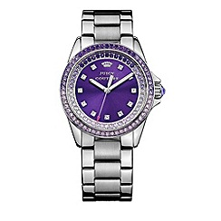 Juicy Couture - Ladies crystal bracelet watch