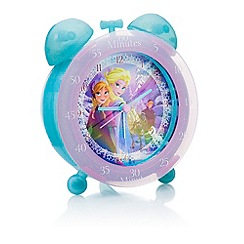 Disney Frozen - Kids Frozen time teacher alarm clock