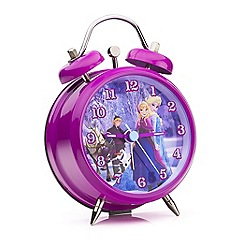 Disney Frozen - Kids Frozen mini twin bell clock