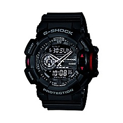 G-shock - Men's digital G-Shock watch ga-400-1ber