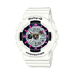 Baby-G - Ladies digital Watch ba-110sn-7aer