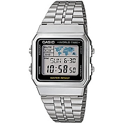 Casio - Mens digital classic watch