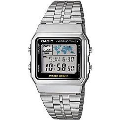 Casio - Mens digital classic watch