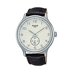 Pulsar - Men's stainless steel strap watch
