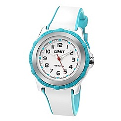 Limit - Childrens white plastic strap watch 5596.24