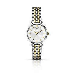 Accurist - Women's two-tone bracelet watch 8007.01