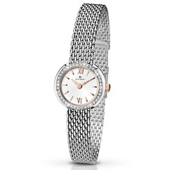 Accurist - Ladies stainless steel bracelet watch