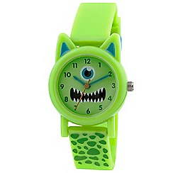 Tikkers - Green monster watch
