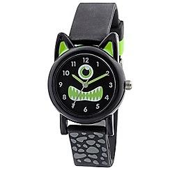 Tikkers - Black monster watch