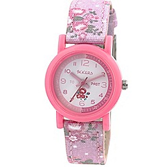 Tikkers - Time teacher floral watch