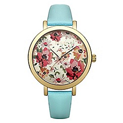 Oasis - Ladies mint strap watch