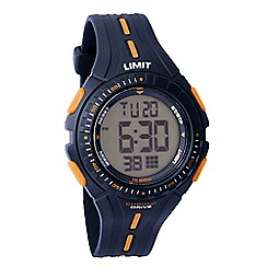 Limit - Kids navy digital strap watch