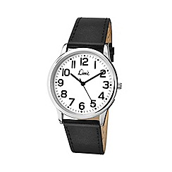 Limit - Men's silver coloured strap watch 5608.35