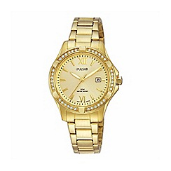 Pulsar - Ladies GP analogue bracelet watch