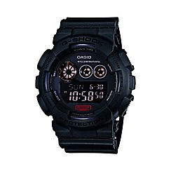 G-shock - Gent military black G-shock watch
